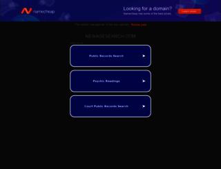 newagesearch.com screenshot