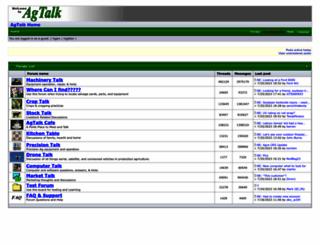 newagtalk.com screenshot