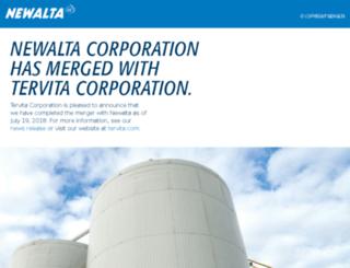 newalta.com screenshot