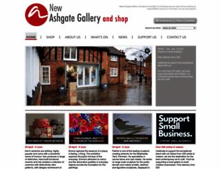 newashgate.org.uk screenshot