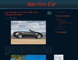 newautoscar.blogspot.com screenshot