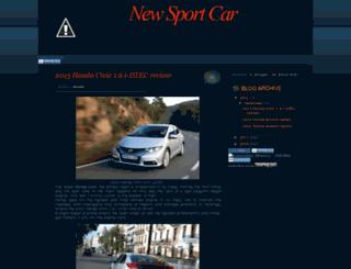 newautosgalery.blogspot.com screenshot