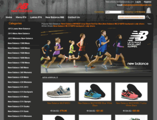 newbalance-es.com screenshot