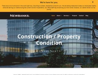 newbanks.com screenshot