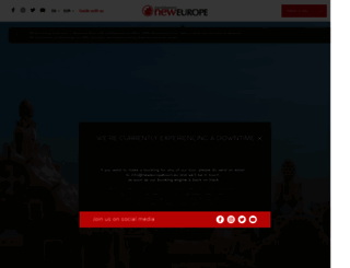newbarcelona-tours.com screenshot