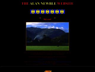 newble.co.uk screenshot