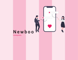 newboo.com screenshot