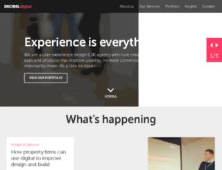 newbrandvision.co.uk screenshot