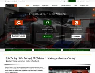 newburgh.quantumtuning.co.uk screenshot