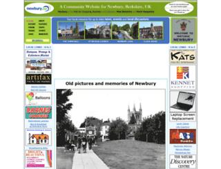 newbury.net screenshot