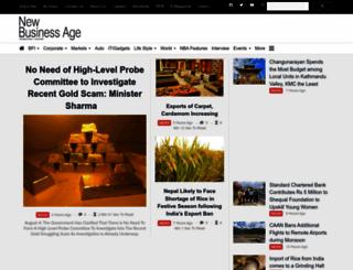 newbusinessage.com screenshot