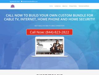 newcableoffers.com screenshot