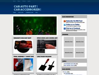 newcarautopart.blogspot.com screenshot