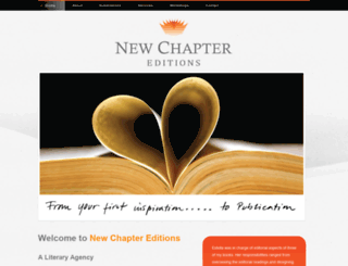 newchaptereditions.com screenshot