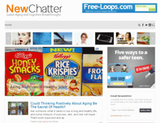 newchatter.com screenshot