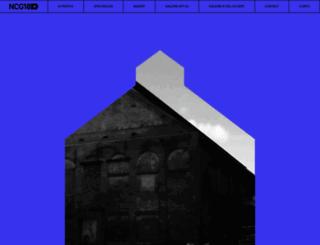 newcitygas.com screenshot