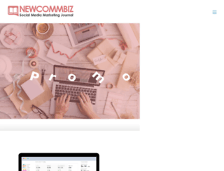 newcommbiz.com screenshot