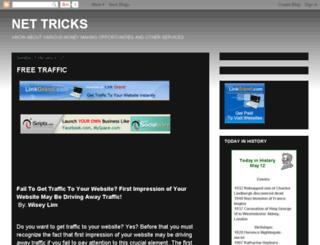 newconcept2009.blogspot.com screenshot