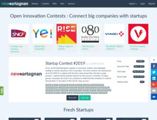 newdartagnan.com screenshot