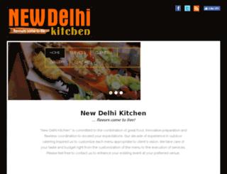 newdelhikitchen.com screenshot