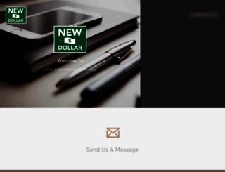 newdollar.com screenshot
