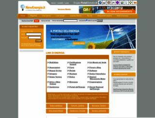 newenergia.it screenshot
