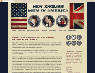 newenglishmuminamerica.blogspot.com screenshot