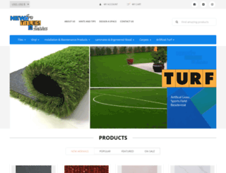 neweratiles.com screenshot