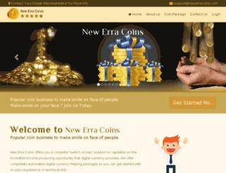newerracoins.com screenshot