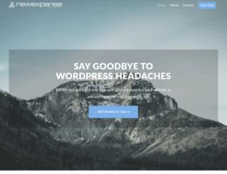 newexpanse.com screenshot