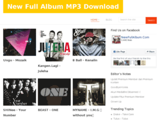 newfullalbum.com screenshot
