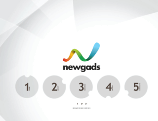 newgads.com screenshot