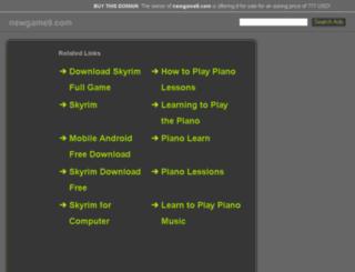 newgame9.com screenshot