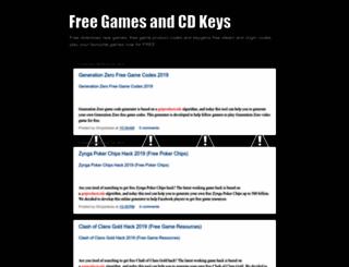 newgames4download.blogspot.com screenshot