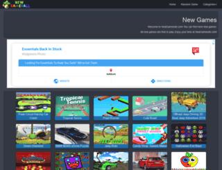 newgamesall.com screenshot