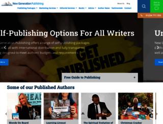 newgeneration-publishing.com screenshot