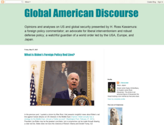 newglobal-america.blogspot.com screenshot