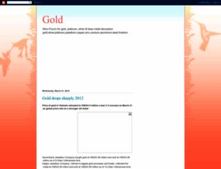 newgold-gold.blogspot.com screenshot