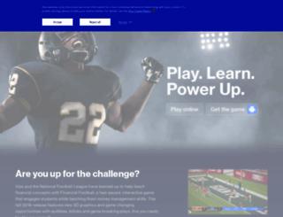 newhampshire.financialfootball.com screenshot
