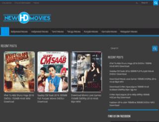 newhdmovies.biz screenshot