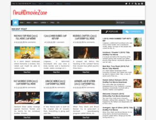 newhdmoviezone.blogspot.com screenshot