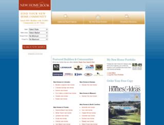 newhomebook.com screenshot