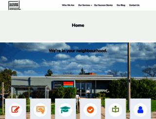 newhorizonseducation.ca screenshot