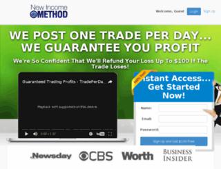 newincomemethod.com screenshot