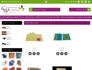newindianweddingcards.com screenshot