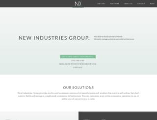 newindustriesgroup.com screenshot