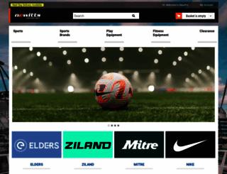 newitts.com screenshot