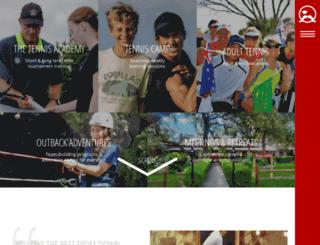 newktennis.com screenshot