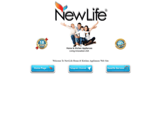 newlife-int.com screenshot