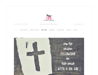newlife.net screenshot